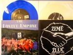 the love empire = monorchid/the shivers/bluetip/frodus - split